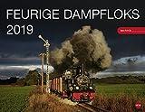 Dampfloks - Kalender 2019