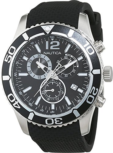 nautica-mens-quartz-watch-with-black-dial-chronograph-display-and-black-stainless-steel-strap-a15102