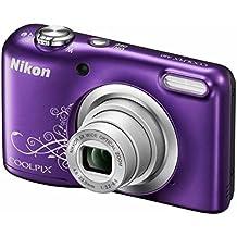 Nikon COOLPIX A10 - Cámara digital (16.1MP 1/2.3 CCD 4608 x 3456 Pixeles Fuegos artificiales, Auto, Corriente alterna, 4,6-23 mm)