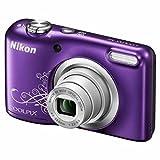 Nikon COOLPIX A10 16.1MP 1/2.3' CCD 4608 x 3456Pixeles Púrpura - Cámara digital (Fuegos...