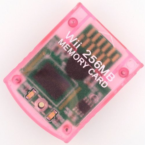 karte 256 MB Memory Card für Gamecube Wii ()