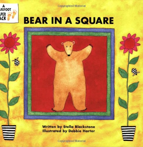 Bear in a Square (Bear Series) por Stella Blackstone