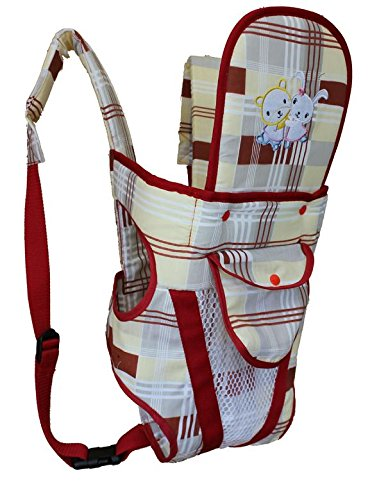 ZYT Vier Jahreszeiten atmungsaktiv Babytragetuch Tasche/Halt Säugling/Baby Rücken Gürtel air permeability: zu hong