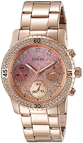 guess-u0774l3-da-donna-in-oro-rosa-con-orologio-colore-rosa-quadrante-multifunzione