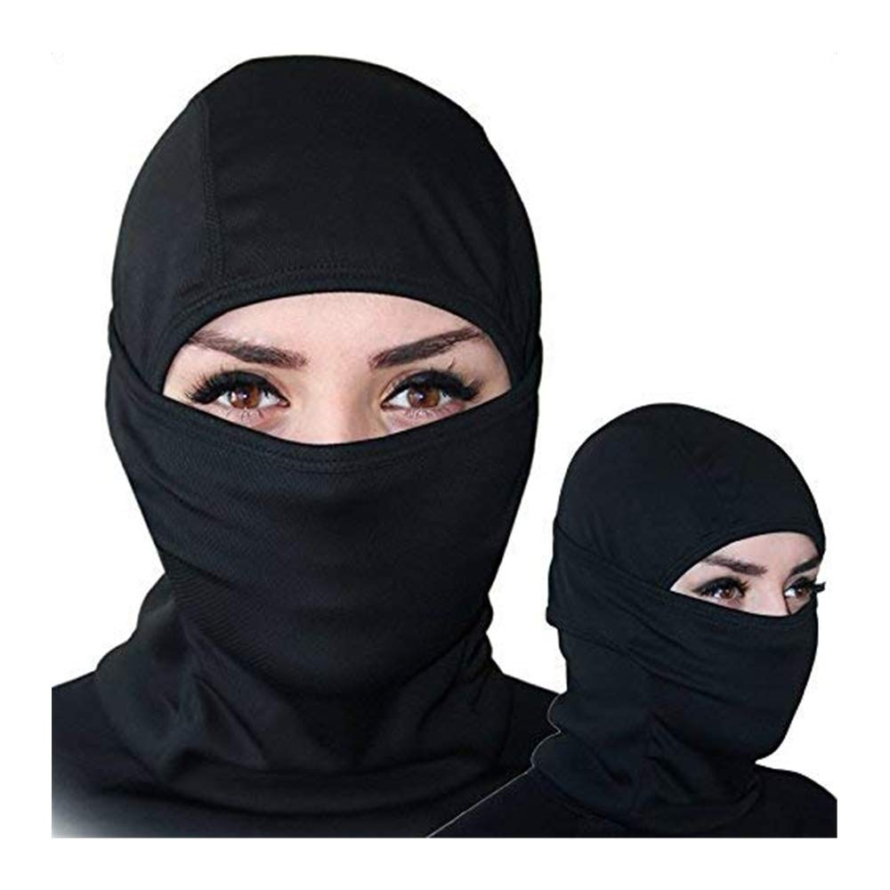 Blulu 3 Pezzi Maschera Termica per Passamontagna Resistente al Vento Balaclava da Lavoro attivit/à allAperto Cappuccio per Maschera per Uomini e Donne