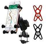 Startostar Bike Phone Mount Universal Bicycle Handlebar...