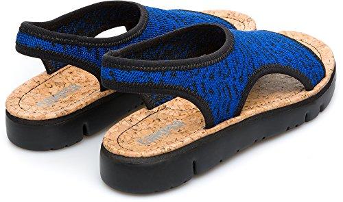 Piatte K200360 Scarpe Femminili Campo Multicolori 005 Oruga CqwF1