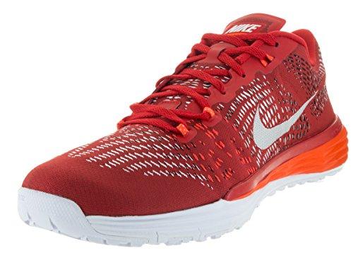 Free Run + 2 Scarpe da corsa University Red/White/Ttl Crmsn