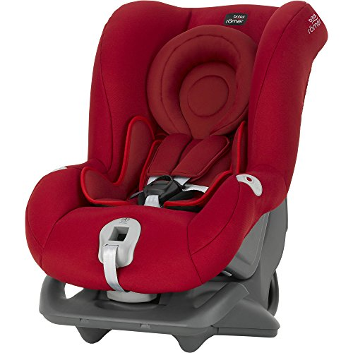 Britax-Romer 2000022946 First Class Plus Seggiolino Auto, Flame Red