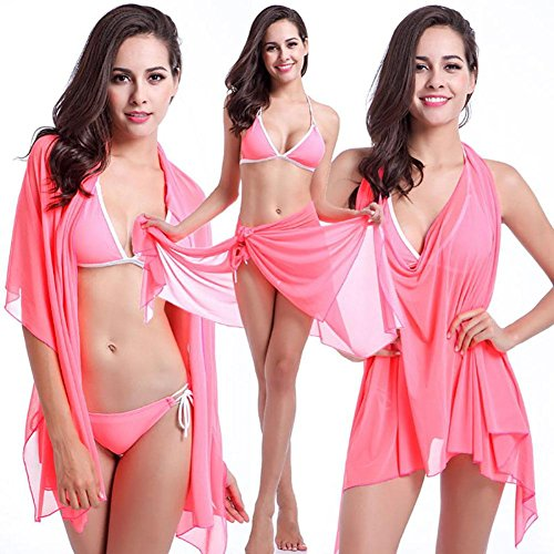 SHISHANG Vielfalt der Strandrock Europa und den Vereinigten Staaten Bikini  hochelastischen Badeanzug der Frauen Feiertagsrock ursprünglichen Art und  Weise ...
