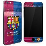 FC Barcelona -  Pegatina para iPhone 6 talla única rojo / azul