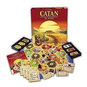 Devir – Catan, juego de mesa – Idioma castellano (BGCATAN)