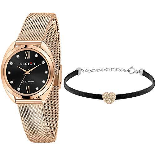 orologio solo tempo donna Sector 955 casual cod. R3253518504