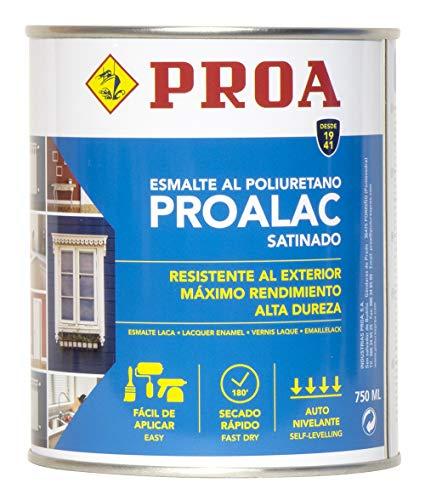 Proa. Esmalte Laca Proalac, Blanco. 750 ML