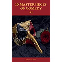10 MASTERPIECES  OF COMEDY #1 (Cronos Classics) (English Edition)