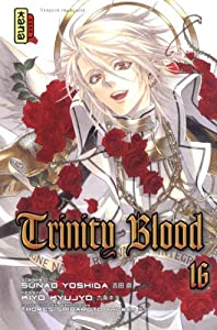 Trinity Blood Edition simple Tome 16