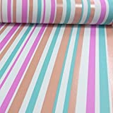 Arthouse Funkeln Streifenmuster Glitzer Motiv Gestreift Farbe Tapete - Pastell 668800