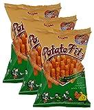 #7: Food World Combo - Oishi Snack Potato Fitz Masala, 30g (Buy 2 Get 1, 3 Pieces) Promo Pack