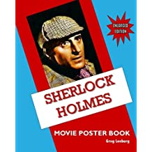 Sherlock Holmes Movie Poster Book - Enlarged Edition