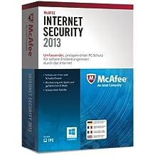 McAfee Internet Security 2013 - 1 User (inklusive kostenloser Upgrademöglichkeit auf Version 2014)