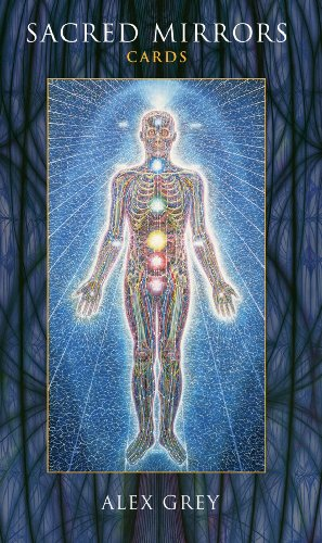 Sacred Mirrors Cards por Alex Grey