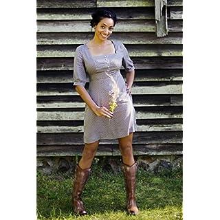 Sew befreit Damen Schnittmuster Ashland Kleid