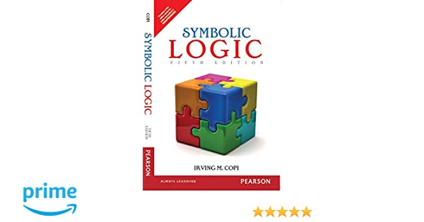Buy Symbolic Logic Book Online At Low Prices In India Symbolic