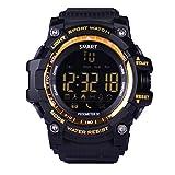 Die besten Casio Herzfrequenz-Uhren - C-Xka Im Freiensport-intelligente Uhr, Herzfrequenz- / Schlafüberwachung Bluetooth Bewertungen
