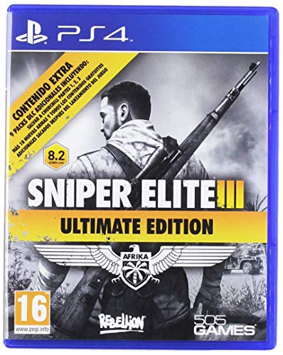 Sniper Elite III - Ultimate Edition