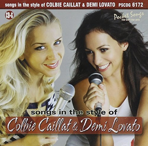 Songs in the style of Colbie Caillat and Demi Lovato by Phantom of the Opera (2011-04-12)