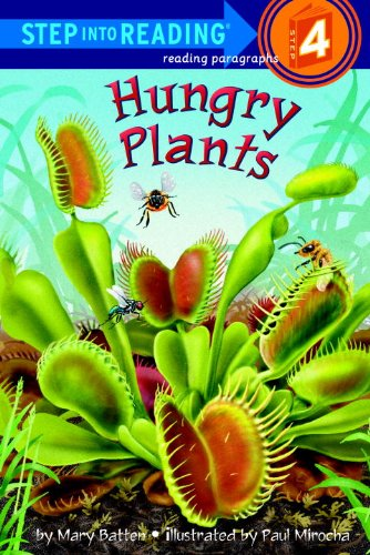Hungry Plants (Step into Reading) (English Edition)