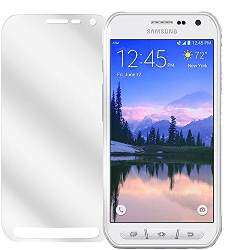 dipos I 6X Schutzfolie klar passend für Samsung Galaxy S6 Active Folie Bildschirmschutzfolie