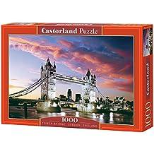 Castorland - C-101122-2 - Puzzle - Tower Bridge - Londres - 1000 Pièces