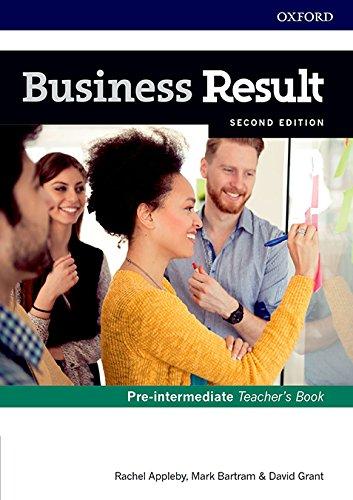 Business Result Pre-Intermediate. Teacher's Book 2nd Edition (Business Result Second Edition)