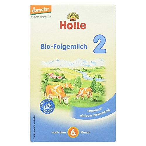 Holle Bio-Folgemilch 2, 1er Pack (1 x 600 g)