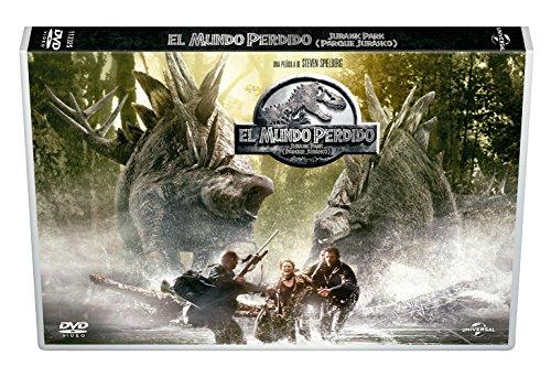 Parque Jurásico 2 - Edición Horizontal...