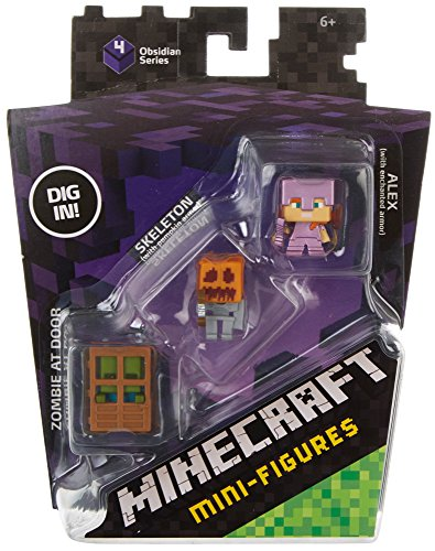 Figuren Pack 3 Minecraft