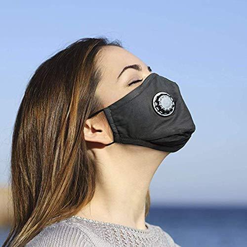 FEICHAI Máscara Facial contaminación Filtro respiradores