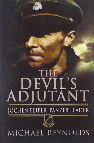 The Devil's Adjutant Cover Image