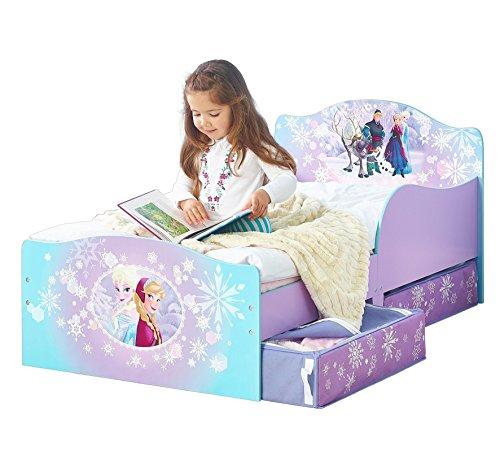 Disney Frozen 509FRN Kleinkinderbett mit Stauraum - 3