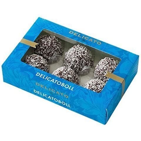 Delicatoboll - palle di cioccolato pacco da 6 240g (3