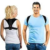 Premium Geradehalter zur Haltungskorrektur für aufrechte und gesunde Körperhaltung - Reduzieren Sie Schmerzen in Schultern, Rücken und Nacken