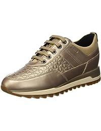 Amazon.it  GEOX - Oro   Sneaker   Scarpe da donna  Scarpe e borse eafa4c183a2