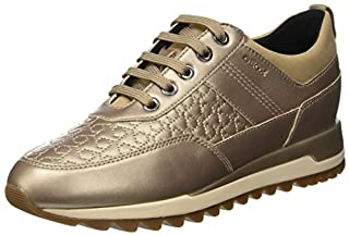 Geox D Tabelya BV, Zapatillas para Mujer, Dorado (Champagne CB500), 39 EU (B0792H7FSV) | Amazon price tracker / tracking, Amazon price history charts, Amazon price watches, Amazon price drop alerts