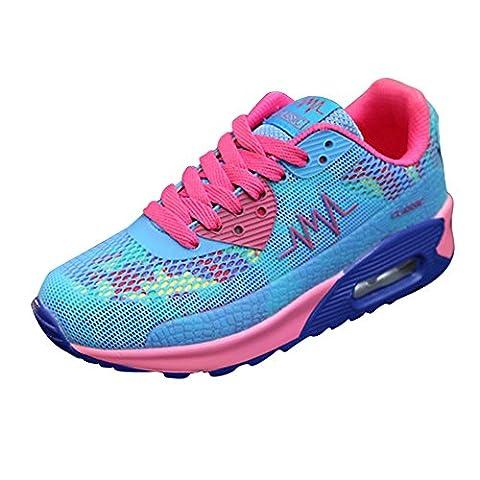 Kivors Sportschuhe Turnschuhe Damen schockabsorbierende Straßenlaufschuhe Sport Fitness Laufschuhe neue Schuhe für