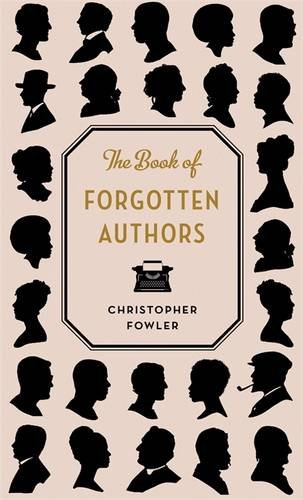 book cover of The Book of Forgotten Authors