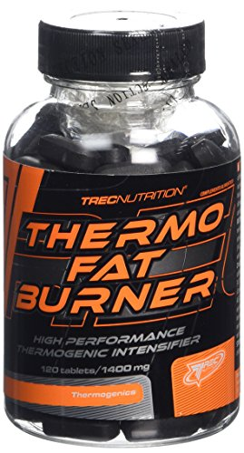 TREC NUTRITION Thermo Fat Burner Max, 1er Pack (1 x 120 Tabletten)