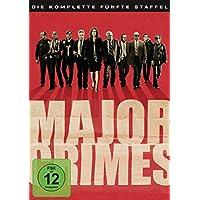 Major Crimes - Die komplette fünfte Staffel