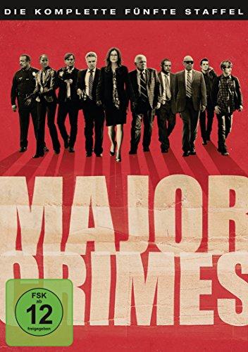 Bild von Major Crimes - Die komplette fünfte Staffel [5 DVDs]
