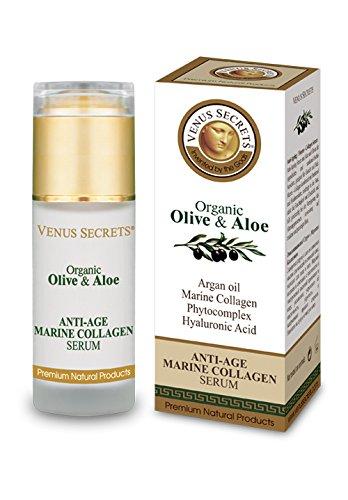 Venus Secrets Anti-Ageing/Meeres – Collagen Serum 40ml